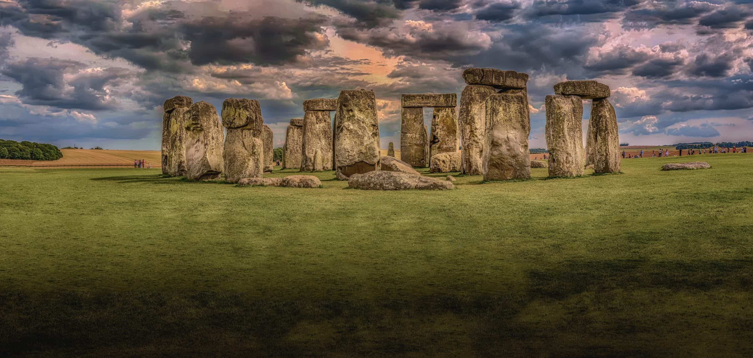 The Famous Monument- Stonehenge