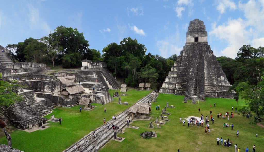 All You Needed To Know About The Ancient Mayan City Ruins Of Tikal