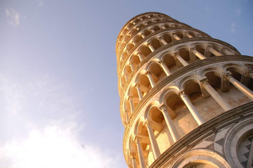 Facts About The Famous Pisa Tower Of Italy