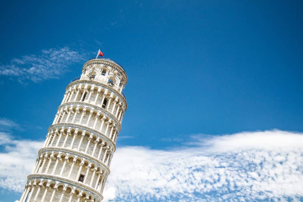 A Few Things To Know About Pisa Tower