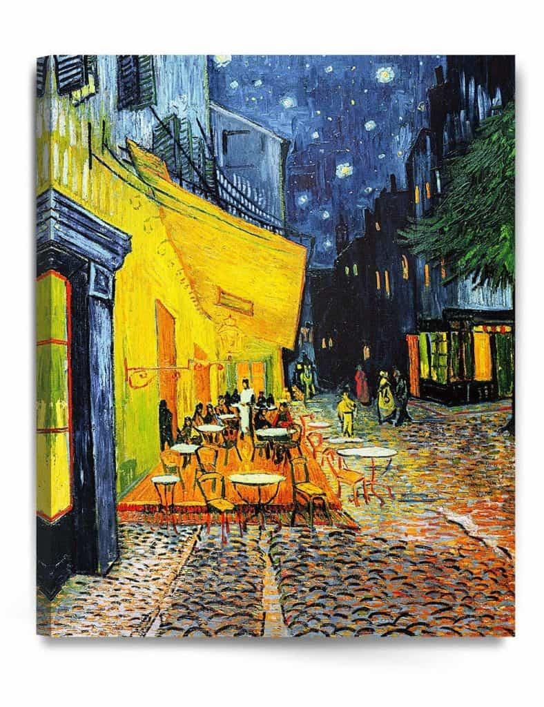 DecorArts - Cafe Terrace At Night, by Vincent Van Gogh