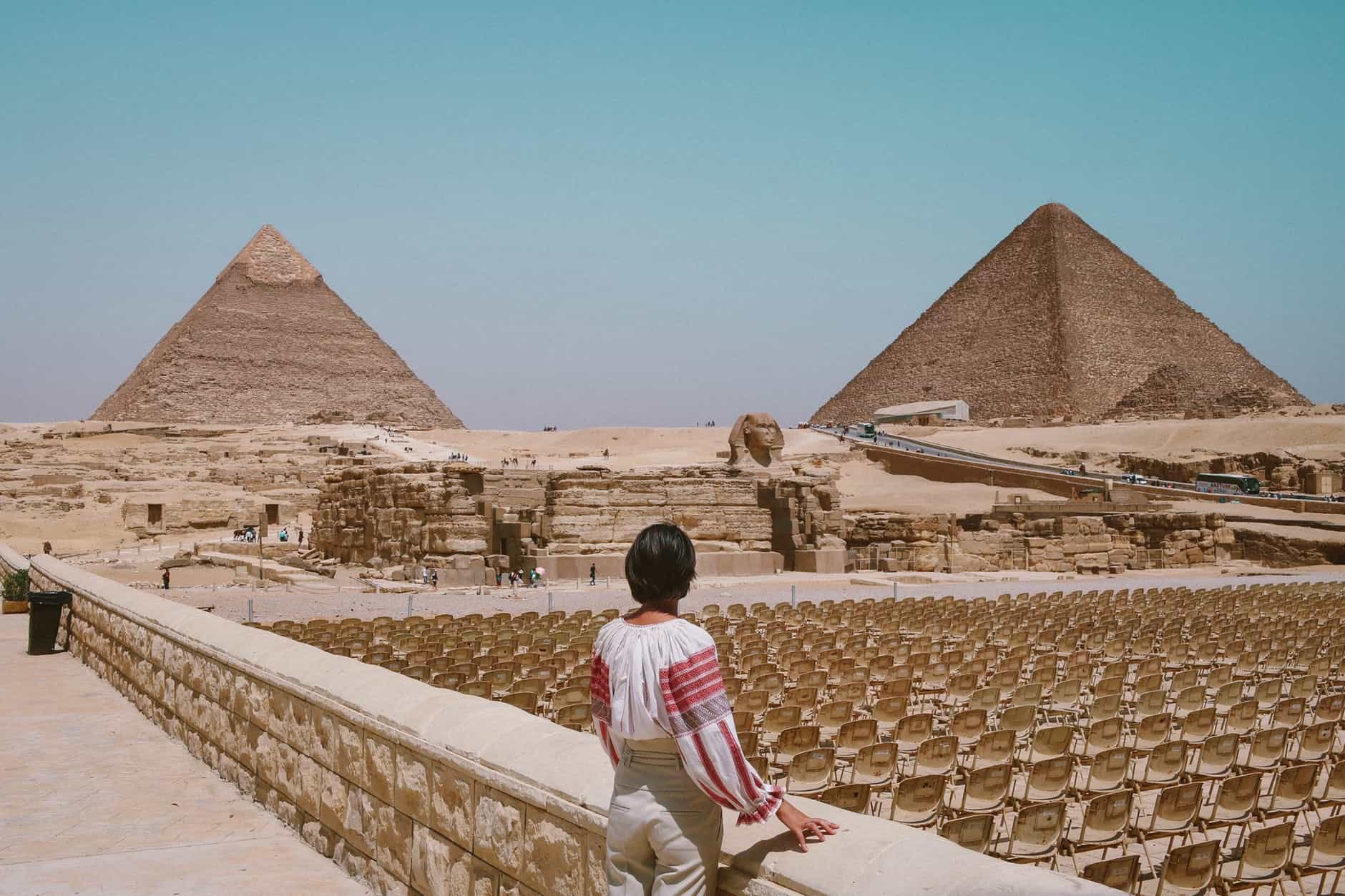 The Pyramid of Giza: Digging The Past Of Ancient Egypt