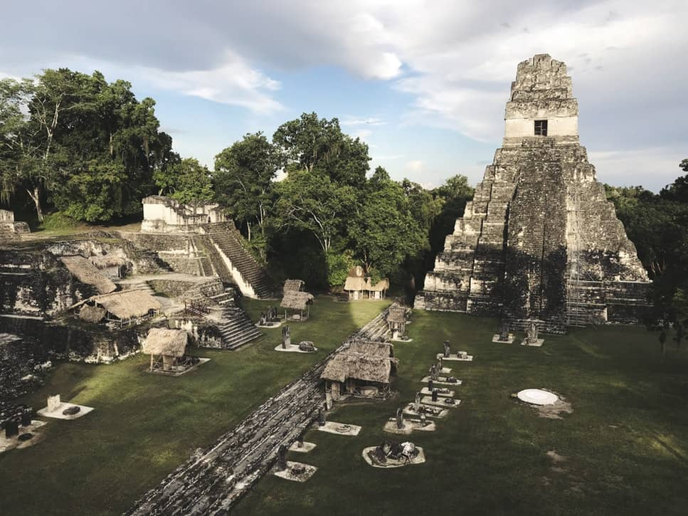 How To Get To Tikal With These Historical Guides To Read