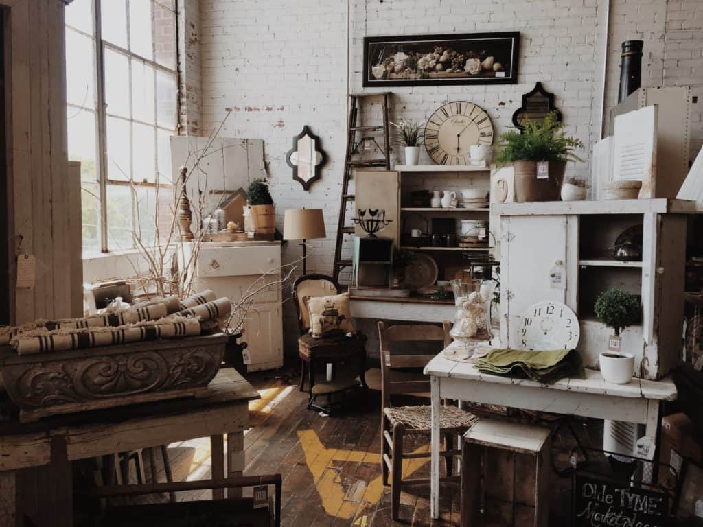 How Low Will Market For Antiques Go?
