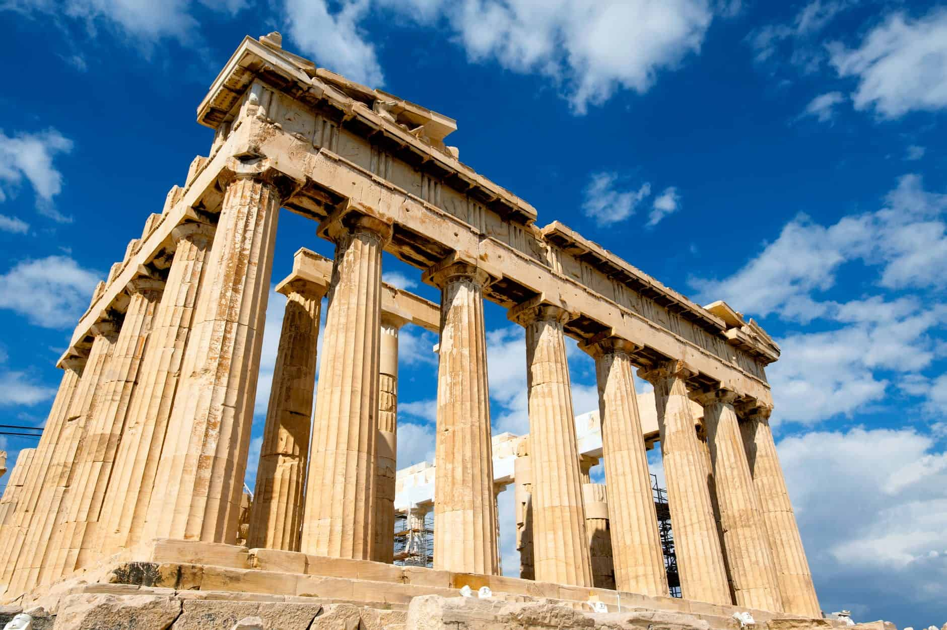 Interesting Facts About Parthenon- The Temple Of Greece