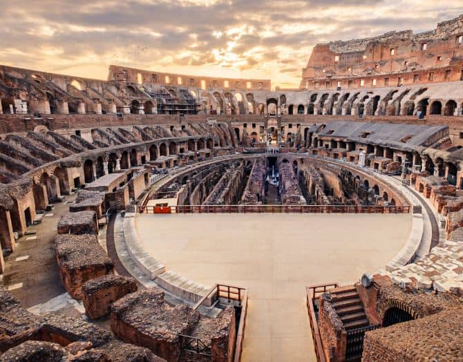 Stunning Facts About Colosseum