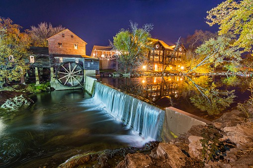 Historical Landmarks In Gatlinburg And Pigeon Forge