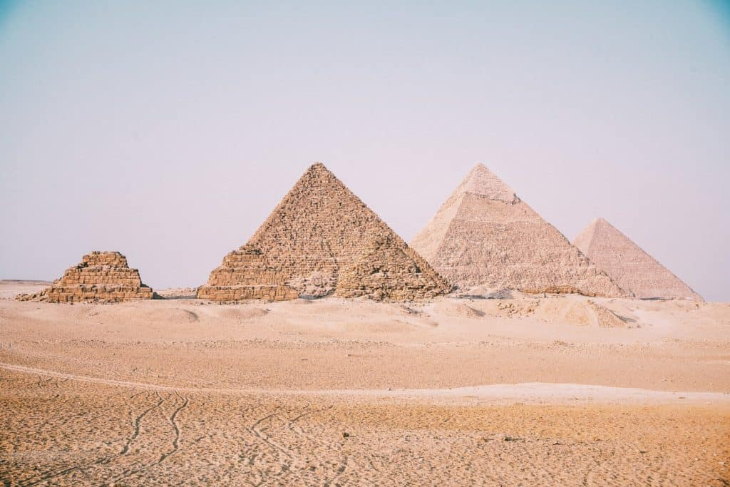 Pyramids Of Giza - Some Amazing Facts That You Should Know