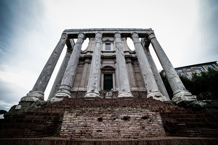 Discovering Ways To Better Roman Temple Architecture